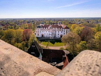 Panoramablick © Schloss Celle