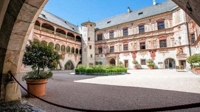 Schloss-Tratzberg_Innenhof