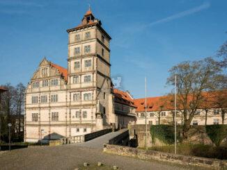 Brücke zum Schloss © Schloss Brake