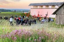Event: Cúl na Mara am 8.8.2020 auf der Heuneburg