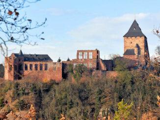 Panoramablick © Kreis Düren/Burgenmuseum Nideggen