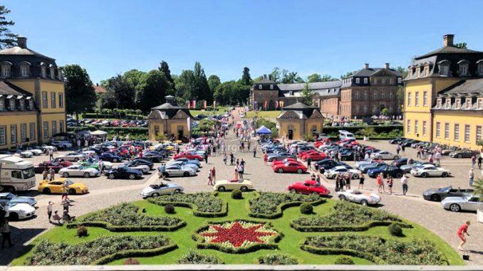 Schloss-Arolsen_Porschetreffen