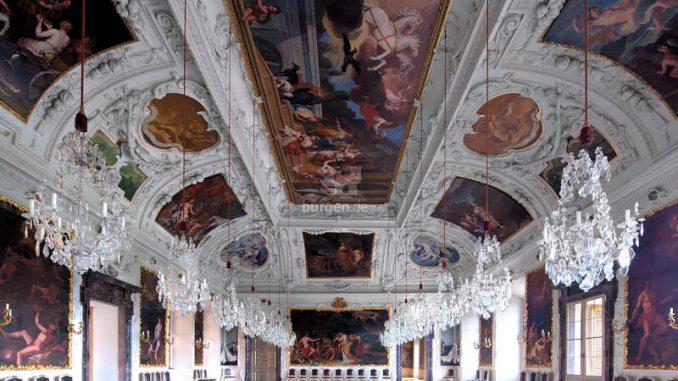 Schloss-Eggenberg_Planetensaal_UJM-Peter-Gradischnigg
