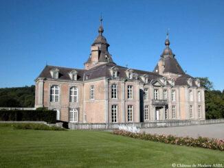 Fassade © asbl / Château de Modave