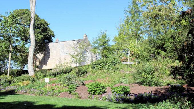 Chateau-de-Vendome_Seitenansicht-Kapelle