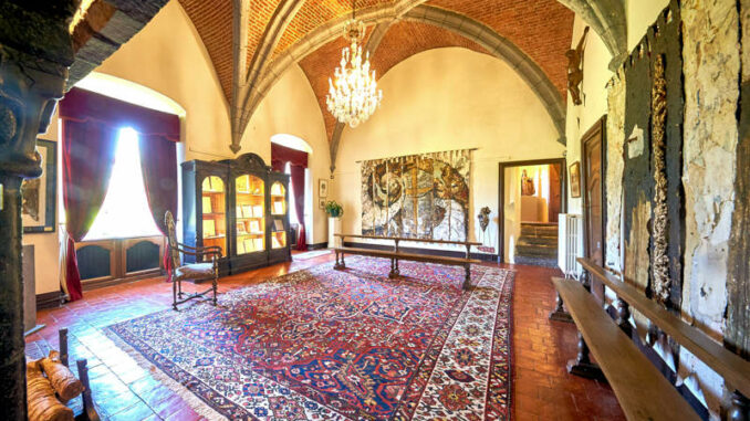 Chateau-du-Fosteau_Gewoelbezimmer_c-F-Blaise