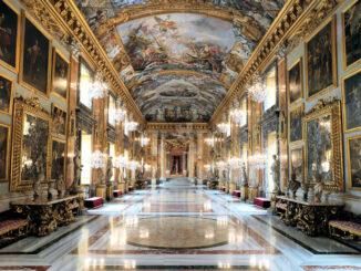 Der große Saal © Palazzo Colonna