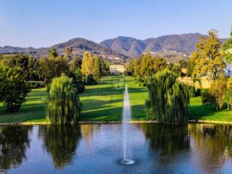 Schloss & Park © Villa Reale di Marlia