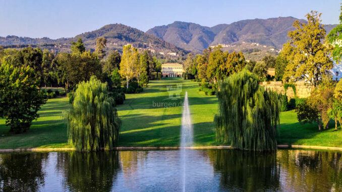 Villa-Reale-di-Marlia_Schloss-mit-Park_c-Vincenzo-Tambasco