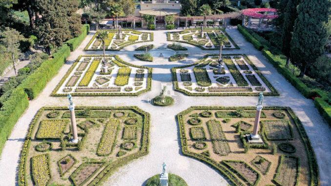 Castello-di-Miramare_Parkanlagen