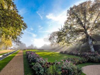 Wundervolle Gärten © Château et Jardins des Milandes