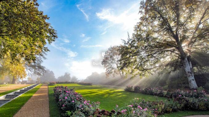 Chateau-des-Milandes_Gartenanlagen