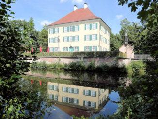 Sisi - Schloss Aichach - Sommeridylle © Erich Echter
