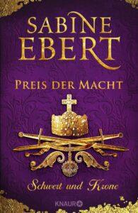 Buchtitel Preis der Macht von Sabine Ebert©Knaur Verlag