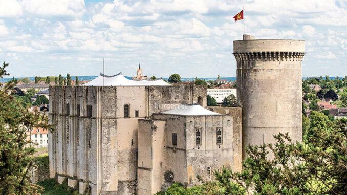 Chateau-Guillaume-le-Conquerant_Blick-vom-Mont-Myrrha