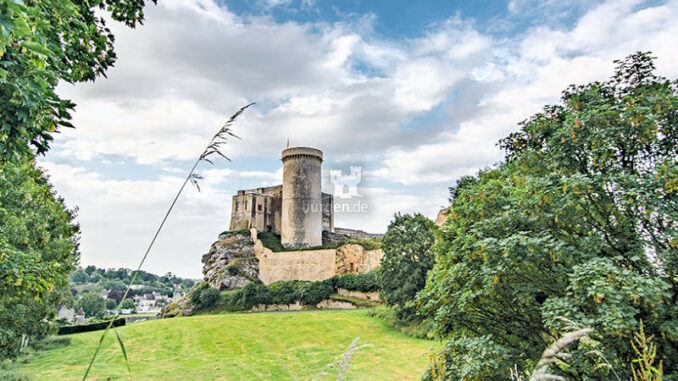 Chateau-Guillaume-le-Conquerant_Panoramablick