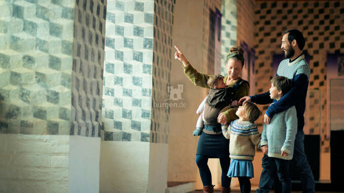 Nyborg-Slot_Ausstellungsimpression_Oestfyn-Museer-Ard-Jongsma