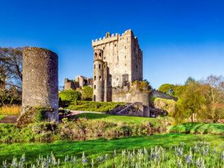 Westansicht © Blarney Castle