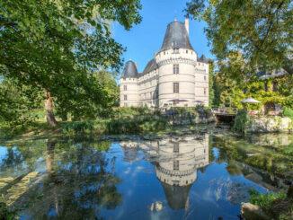Chateau de l'Islette - Am Ufer des Indre © Chateau de l'Islette