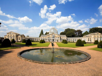 Wintergarten © Capture It / Syon House