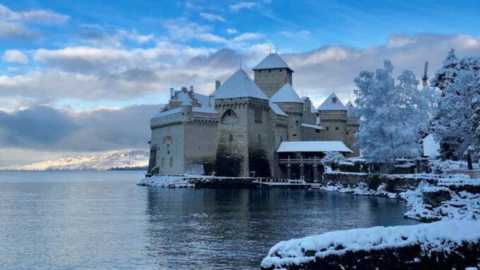 Chateau-de-Chillon_Sonnenuntergang_c-FCC