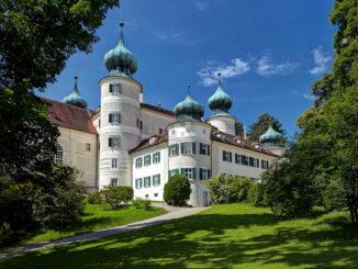 Museum im Frühling © Hans Ringhofer / Schloss Artstetten